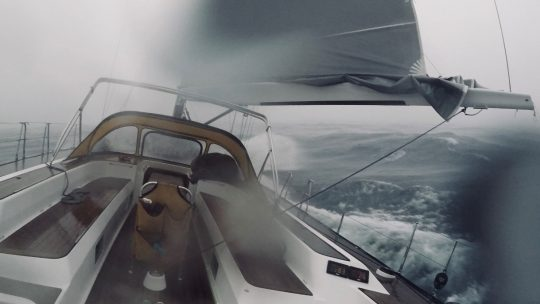Advanced Sailing Techniques – Handling Her in a Squall by Harry Blazeby.